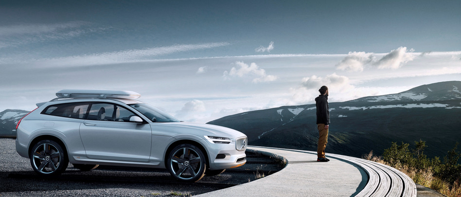Design Strategy & Creative Direction (imagery), Volvo Cars 2013
